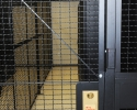 Secure Cages with Access Control
