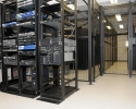 Infinity Data Center Racks and Cages