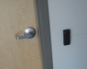 Secure Door Access Control